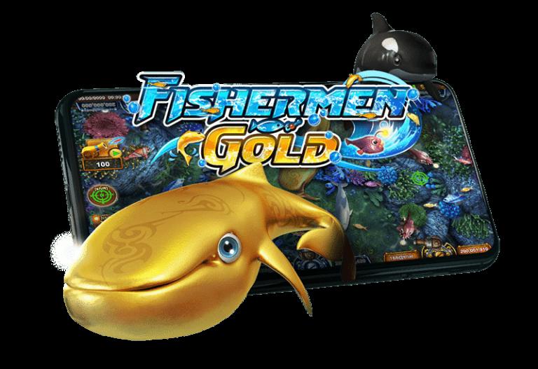 เกมยิงปลา Fishermen Gold